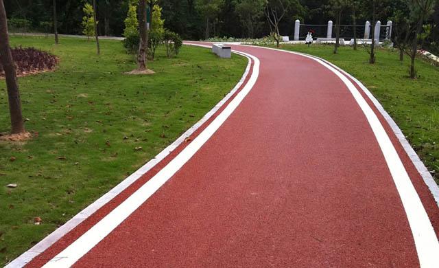 广州自行车道